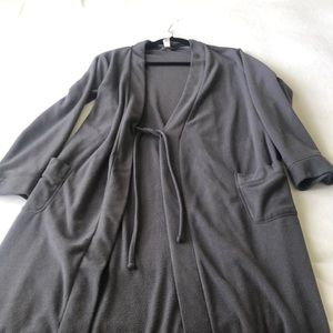 Gilligan O'Mallet — the perfect fleece bathrobe